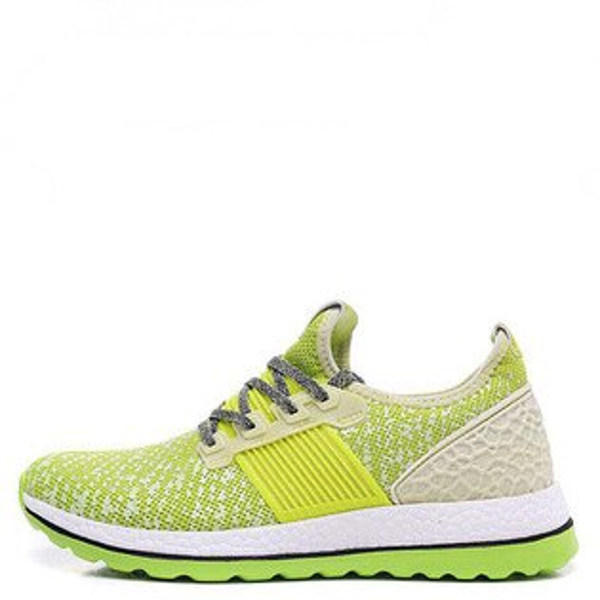 【EST S】ADIDAS PUREBOOST ZG MESH AQ2928 螢光綠/黃 網布 慢跑鞋 G1021