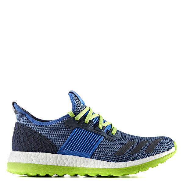 【EST S】ADIDAS PUREBOOST ZG AQ3356 反光慢跑鞋 寶藍綠 G1021
