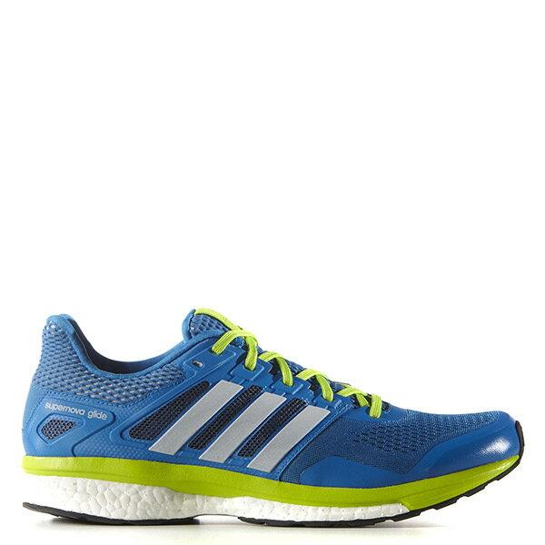 【EST S】ADIDAS GLIDE 8 CHILL BOOST AQ3530 慢跑鞋 中底 藍綠白 雪碧配色 G1021