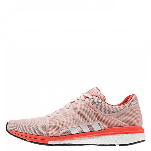 【EST S】ADIDAS ADIZERO TEMPO 8 SSF AQ6112 運動慢跑鞋 粉紅白 G1021