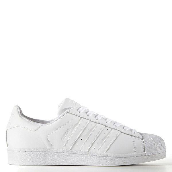 【EST S】Adidas Superstar Shoes B27136 皮革 休閒鞋 男女鞋 全白 G1018 0
