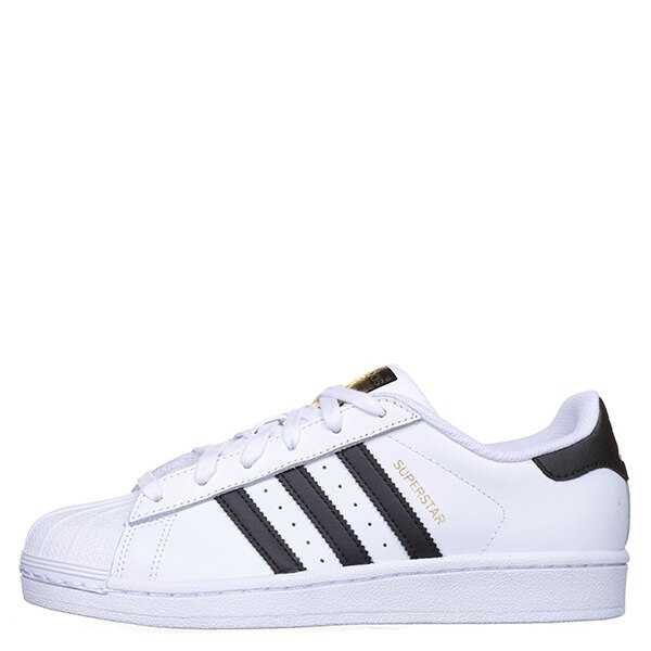 【EST S】ADIDAS OG SUPERSTAR FOUNDATION C77124 金標 男鞋 白 G1018 0