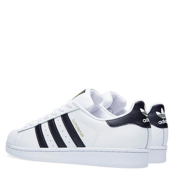 【EST S】ADIDAS OG SUPERSTAR FOUNDATION C77124 金標 男鞋 白 G1018 2