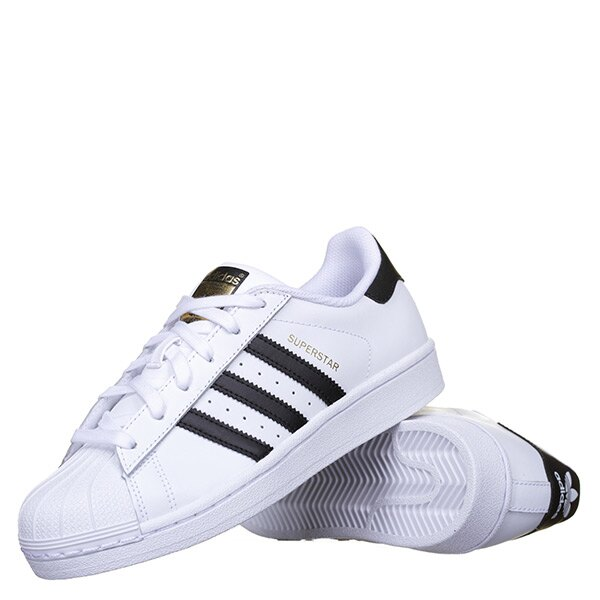 【EST S】ADIDAS OG SUPERSTAR FOUNDATION C77124 金標 男鞋 白 G1018 3