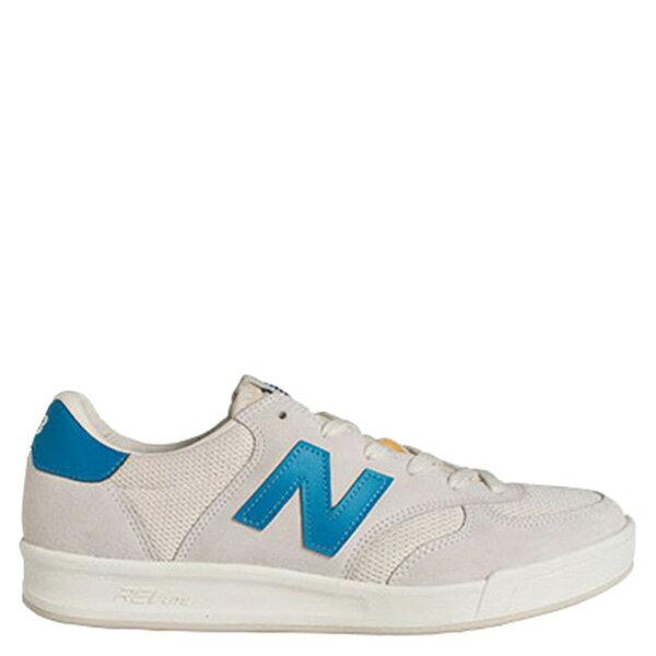 【EST S】NEW BALANCE CRT300WB 麂皮 復古 休閒 慢跑鞋 男鞋 米 淺藍 G1018 0