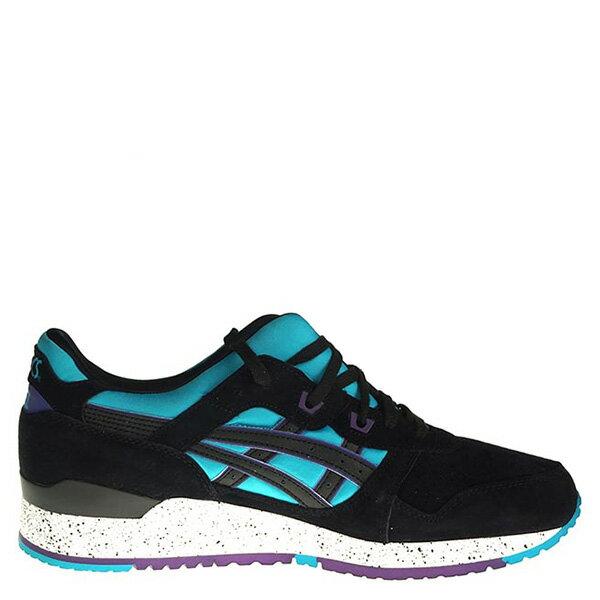 【EST S】Asics Gel-Lyte IIi H642L4390 復古 慢跑鞋 男鞋 黑藍 G0324 1