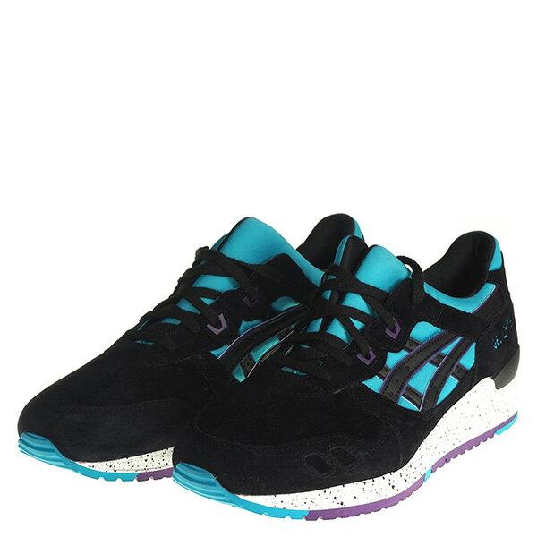 【EST S】Asics Gel-Lyte IIi H642L4390 復古 慢跑鞋 男鞋 黑藍 G0324 2