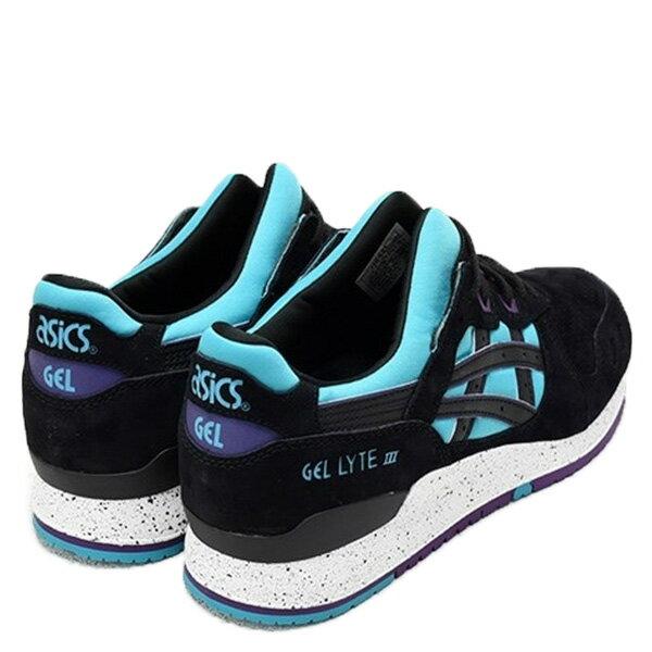 【EST S】Asics Gel-Lyte IIi H642L4390 復古 慢跑鞋 男鞋 黑藍 G0324 3