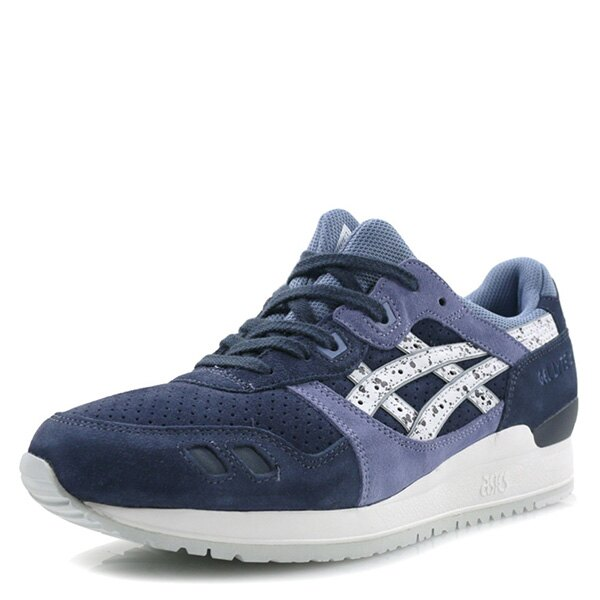 【EST S】Asics Gel-Lyte IIi H6B2L5001 復古 慢跑鞋 男鞋 深藍 G0324 2