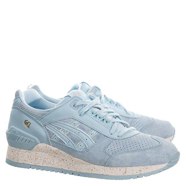 【EST S】ASICS GEL-RESPECTOR H6E3L4040 復古 慢跑鞋 男鞋 水藍 G0324 1