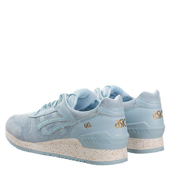【EST S】ASICS GEL-RESPECTOR H6E3L4040 復古 慢跑鞋 男鞋 水藍 G0324 2