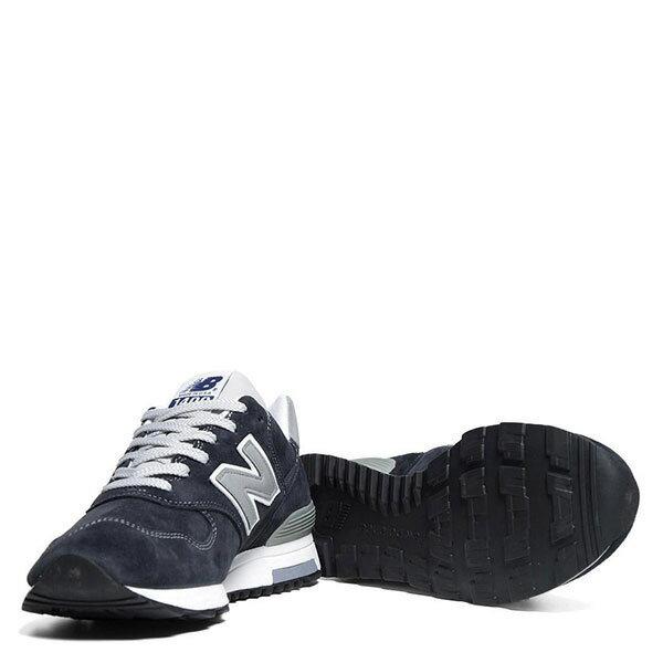【EST S】New Balance M1400NV 美國製 麂皮 復古 慢跑鞋 男鞋 藍 G1018 3