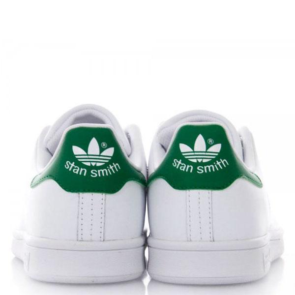 【EST S】Adidas Stansmith 白綠 男女鞋 M20324 G1018 3