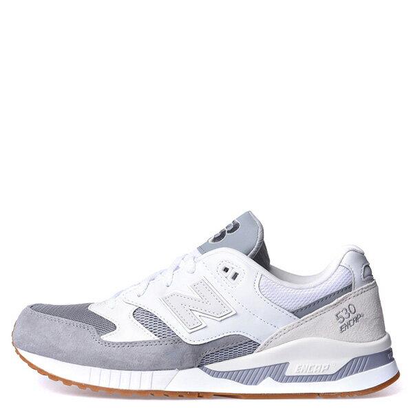 【EST S】New Balance M530AB 麂皮 皮革 反光 復古 慢跑鞋 男鞋 灰 G1018 0