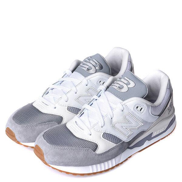 【EST S】New Balance M530AB 麂皮 皮革 反光 復古 慢跑鞋 男鞋 灰 G1018 1