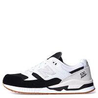 New Balance 美國慢跑鞋/跑步鞋推薦【EST S】NEW BALANCE M530AB 麂皮 皮革 反光 復古 慢跑鞋 男鞋 黑白 G1018