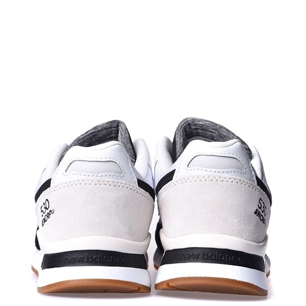 【EST S】NEW BALANCE M530AB 麂皮 皮革 反光 復古 慢跑鞋 男鞋 黑白 G1018 2