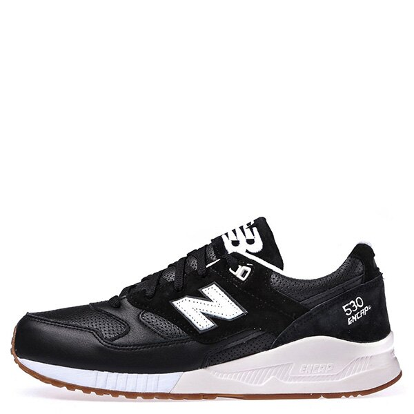 【EST S】New Balance M530ATB 膠底 麂皮 皮革 復古 慢跑鞋 男鞋 黑 G1018 0