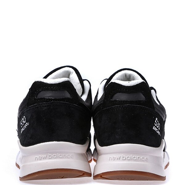 【EST S】New Balance M530ATB 膠底 麂皮 皮革 復古 慢跑鞋 男鞋 黑 G1018 2