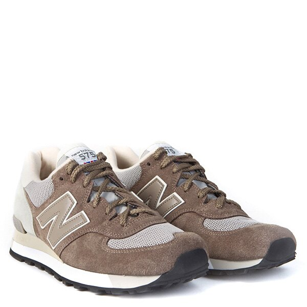 【EST S】NEW BALANCE M575SGG 英國製 麂皮 復古 慢跑鞋 男鞋 棕 G1018 1