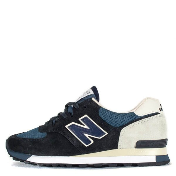 【EST S】New Balance M575SNG 英國製 麂皮 復古 慢跑鞋 男鞋 深藍 G1018 0