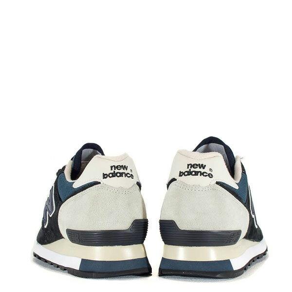 【EST S】New Balance M575SNG 英國製 麂皮 復古 慢跑鞋 男鞋 深藍 G1018 3