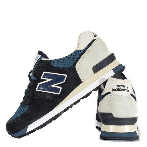 【EST S】New Balance M575SNG 英國製 麂皮 復古 慢跑鞋 男鞋 深藍 G1018 4