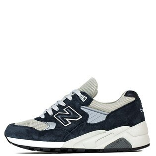 【EST S】NEW BALANCE M585BG 美國製 麂皮 皮革 網布 灰藍 男鞋 G1018