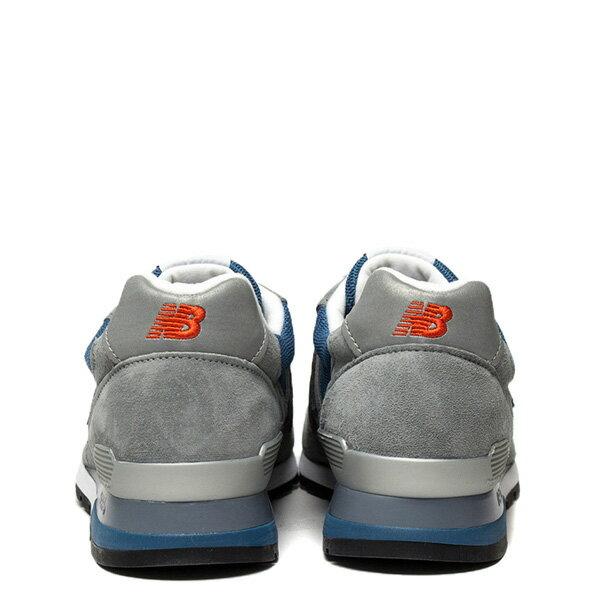 【EST S】New Balance M996CSBO 美國製 麂皮 復古 慢跑鞋 男鞋 灰藍 G1018 3
