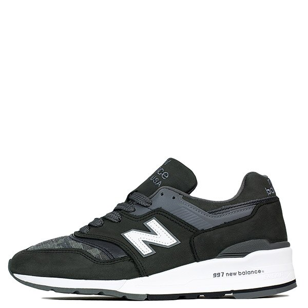 【EST S】NEW BALANCE M997DPA 美國製 迷彩 復古 慢跑鞋 男鞋 黑 G1018 0