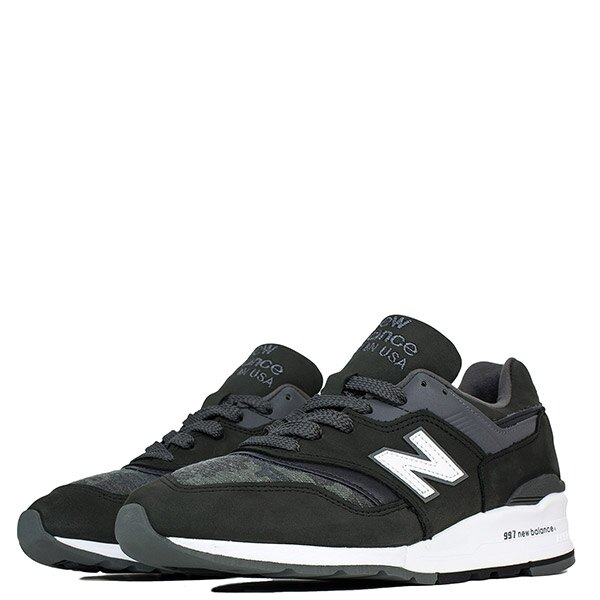 【EST S】NEW BALANCE M997DPA 美國製 迷彩 復古 慢跑鞋 男鞋 黑 G1018 1