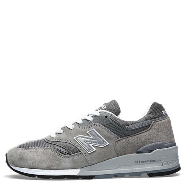 【EST S】NEW BALANCE M997GY 美國製 反光 麂皮 復古 慢跑鞋 男鞋 元祖灰 G1018 0