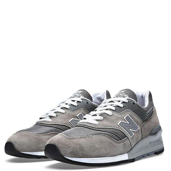 【EST S】NEW BALANCE M997GY 美國製 反光 麂皮 復古 慢跑鞋 男鞋 元祖灰 G1018 1