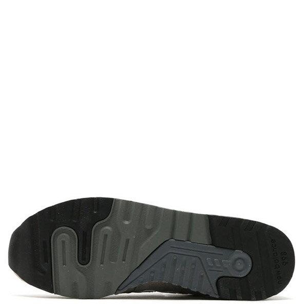 【EST S】NEW BALANCE M997GY 美國製 反光 麂皮 復古 慢跑鞋 男鞋 元祖灰 G1018 3
