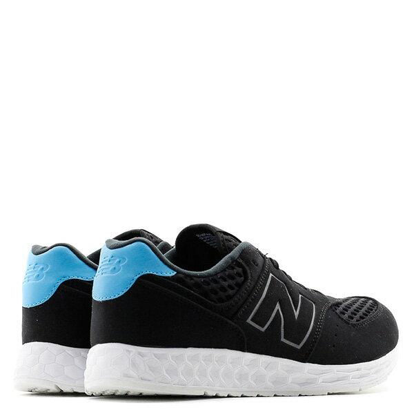 【EST S】New Balance MFL574NO 麂皮 網洞 輕量 慢跑鞋 男鞋 黑 G1018 2