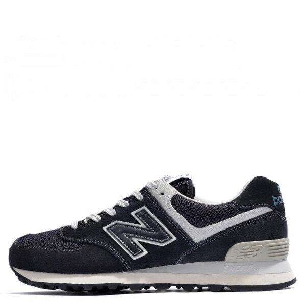 【EST S】New Balance ML574FBG 麂皮 奶油底 網布 復古 慢跑鞋 男鞋 黑 G1018 0