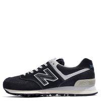 New Balance 美國慢跑鞋/跑步鞋推薦【EST S】NEW BALANCE ML574FBG 麂皮 奶油底 網布 復古 慢跑鞋 男鞋 黑 G1018