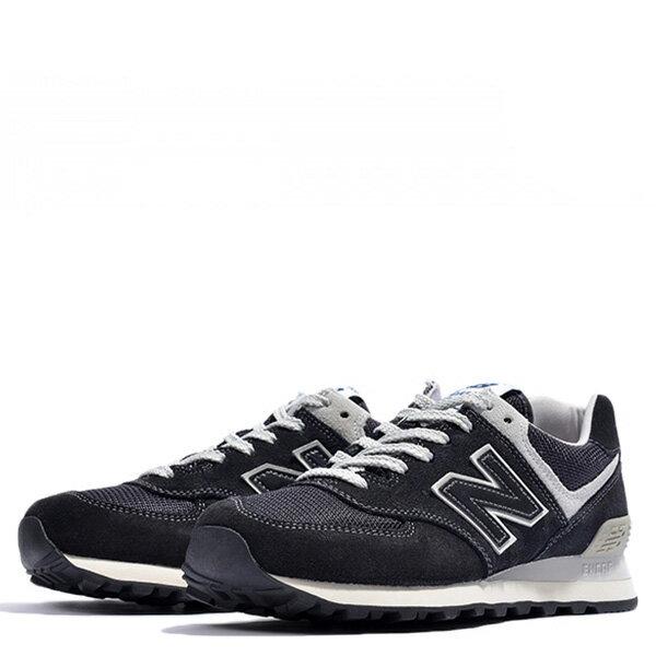 【EST S】New Balance ML574FBG 麂皮 奶油底 網布 復古 慢跑鞋 男鞋 黑 G1018 1