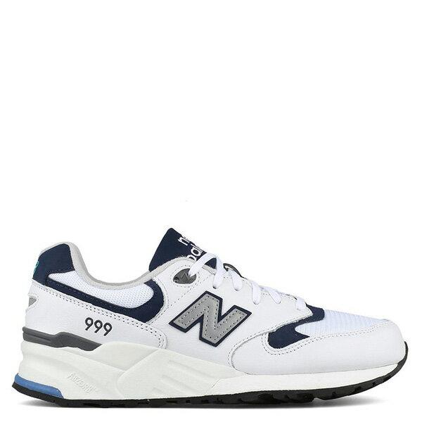 【EST S】New Balance ML999LUC 皮革 網布 反光 慢跑鞋 男鞋 白 G1018 0