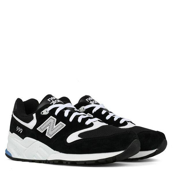 【EST S】New Balance ML999LUR 皮革 網布 反光 慢跑鞋 男鞋 黑 G1018 1