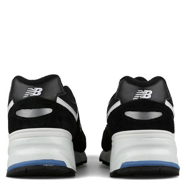 【EST S】NEW BALANCE ML999LUR 皮革 網布 反光 慢跑鞋 男鞋 黑 G1018 2
