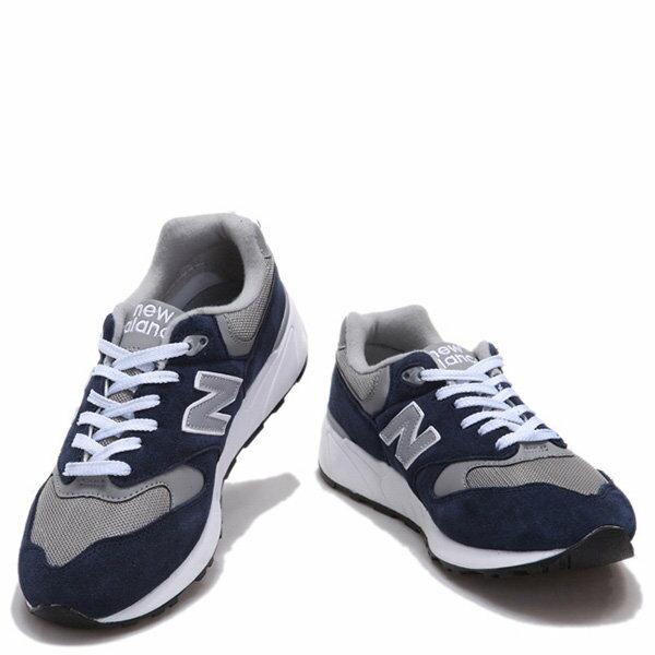 【EST S】NEW BALANCE ML999NV 限定 反光 復古 慢跑鞋 男鞋 海軍藍 G1018 2