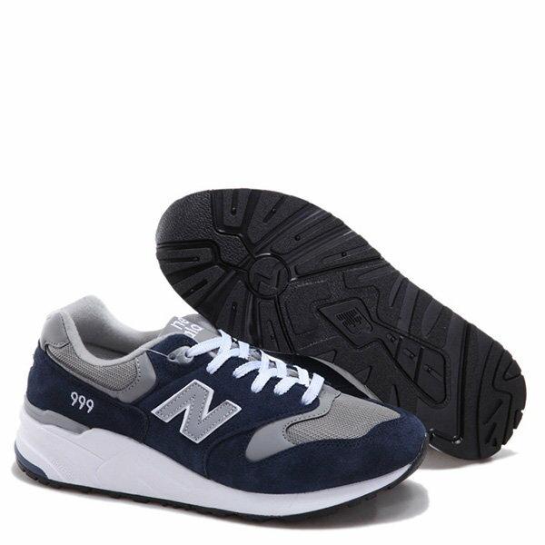 【EST S】NEW BALANCE ML999NV 限定 反光 復古 慢跑鞋 男鞋 海軍藍 G1018 3