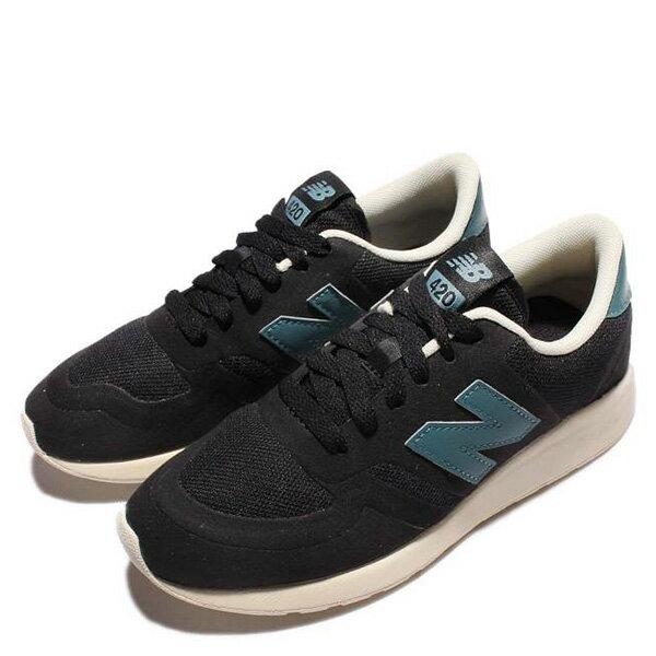【EST S】NEW BALANCE MRL420BB 厚底 輕量 復古 慢跑鞋 男鞋 黑 G1018 1