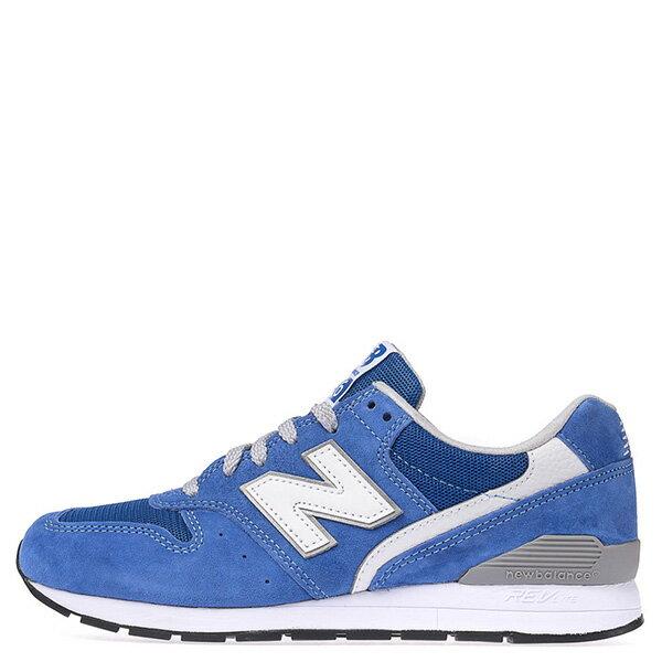 【EST S】NEW BALANCE MRL996KC 麂皮 復古 慢跑鞋 男鞋 藍 G1018 0