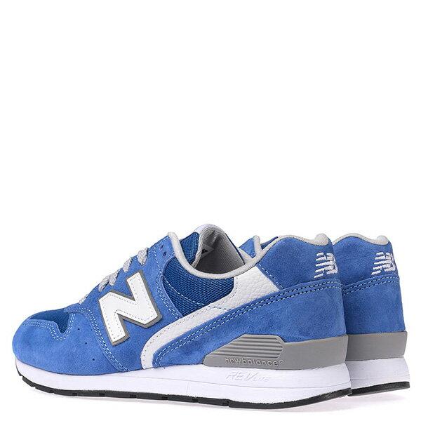 【EST S】New Balance MRL996KC 麂皮 復古 慢跑鞋 男鞋 藍 G1018 3