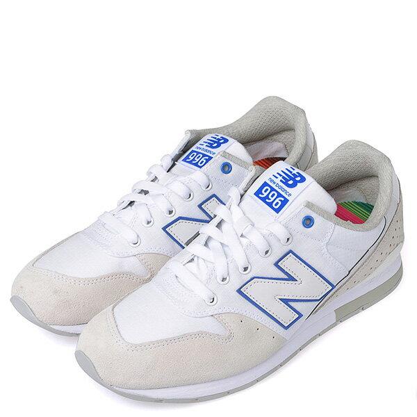 【EST S】New Balance MRL996LA 麂皮 反光 復古 慢跑鞋 男鞋 白 G1018 1