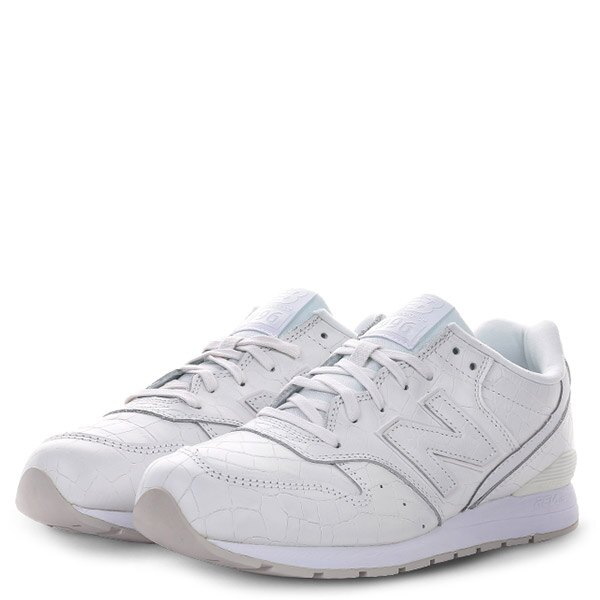 【EST S】NEW BALANCE MRL996MF 皮革 鱷魚紋 復古 慢跑鞋 男鞋 白 G1018 1
