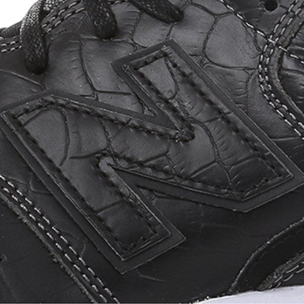 【EST S】NEW BALANCE MRL996MG 皮革 鱷魚紋 復古 慢跑鞋 男鞋 黑 G1018 4