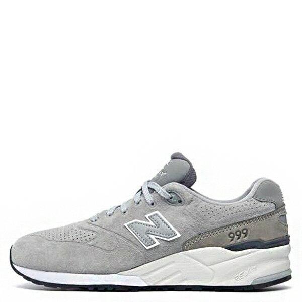 【EST S】New Balance MRL999AG 麂皮 無縫線 鋼印 慢跑鞋 男鞋 元祖灰 G1018 0